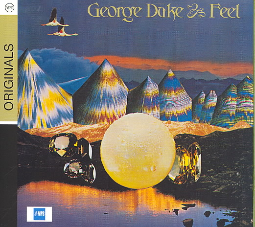 FEEL BY DUKE,GEORGE (CD)